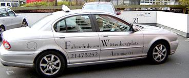 Fahrschule am Wittenbergplatz